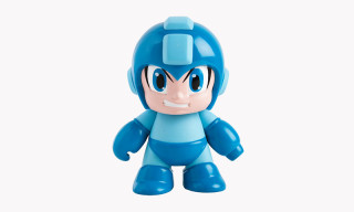 Kidrobot and Capcom to Release Mega Man Medium Figures
