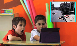 Watch These Kids Describe What They See in Fashion Campaigns