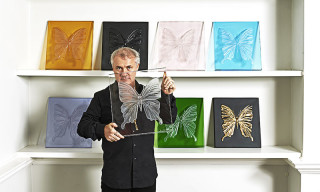 "Lalique Collaborate With Damien Hirst on Limited Edition ""Eternal"" Collection"