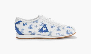 Le Coq Sportif Channels Cycling Heritage for New colette Collaboration