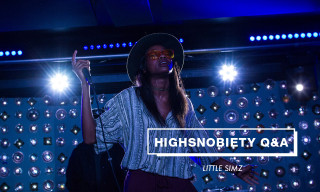 Little Simz Talks Lauryn Hill, Missy Elliot, Her Rise to Fame & More