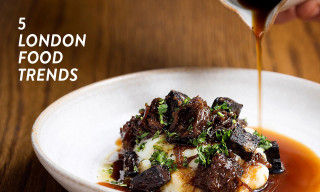 5 London Food Trends to Keep an Eye on in 2015