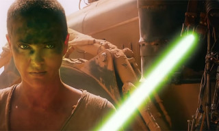 This Mad Max/Star Wars Mash-up Video Is Almost Too Good