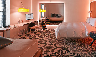 MAMA Shelter Opens New Hotel in Hollywood