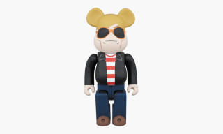 "Medicom Toy Creates Andy Warhol ""'60s Style"" Bearbrick"