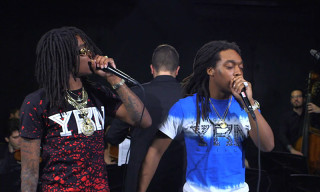"Migos Perform ""Hannah Montana"" With a Full Orchestra for a ""Trap Symphony"""
