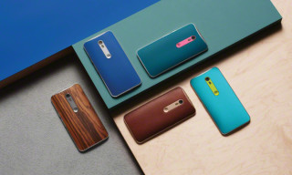 Motorola Unveils New Moto X and G Phones