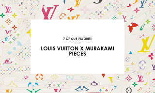 7 of Our Favorite Louis Vuitton x Murakami Pieces As the Collaboration Comes To An End