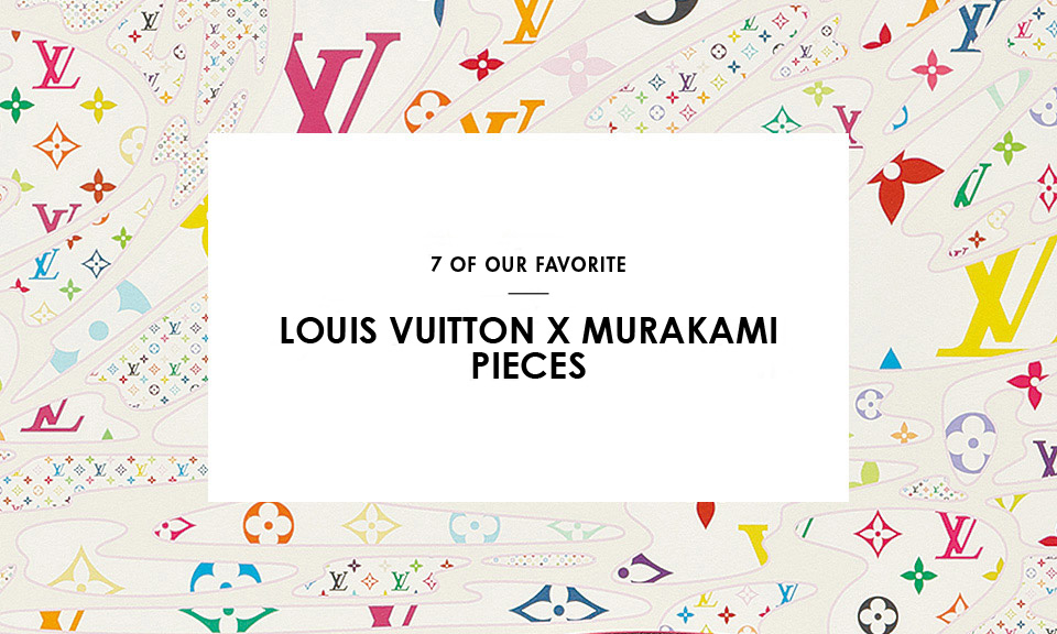 7 best louis vuitton x takashi murakami collaborations