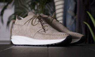 NID de GUÊPES Present an Original Take on the Moccasin-Inspired Sneaker