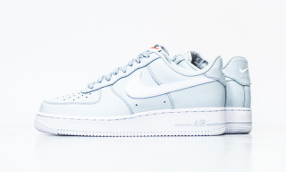 "Nike's Air Force 1 Gets Rendered in Another ""Pure Platinum"" Colorway"