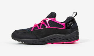 Nike Highlight the Air Huarache Light FC With Shocking Pink
