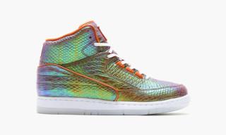 Nike Air Python PRM Mocked up in Reflective Snakeskin