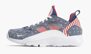 "Nike Air Trainer Huarache Low Arrives in a Patriotic ""USA"" Colorway"