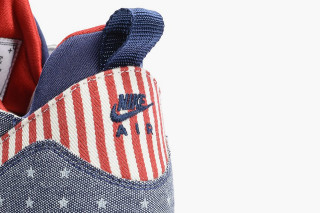 """Nike Air Trainer Huarache Low Arrives in a Patriotic """"USA"""" Colorway"""