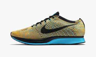 """Nike Delivers a Fresh Scoop With Flyknit Racer """"Sherbert"""""""