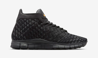 Nike Treads New Ground With the Free Inneva Woven Mid in All-Black
