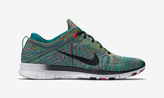 "Nike Releases the Free TR 5 Flyknit ""Multicolor"""