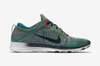 """Nike Releases the Free TR 5 Flyknit """"Multicolor"""""""