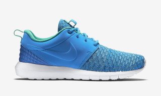"Nike Roshe One Flyknit Premium Releases in ""Photo Blue"" for Summer 2015"