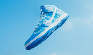Nike SB Looks to the Clouds for New Dunk High Colorway