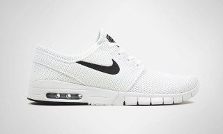 Nike SB Drops New Clean Colorway of the Stefan Janoski Max