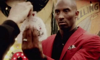 David Blaine and Kobe Bryant Star in World's Fastest Commercial