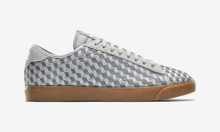 Nike's Tennis Classic AC Woven Gets a Cool Grey Makeover