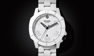 Nixon Releases Ranger Watch in Stormtrooper White and Imperial Pilot Black