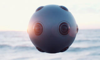 Nokia Unveils 360-Degree Virtual Reality Camera