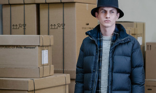 Norse Projects Continue Their Tradition of Minimalism in Fall/Winter 2015 Lookbook