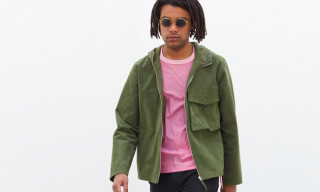 Our Legacy Debuts Pink-Infused Minimalism for Spring/Summer 2016