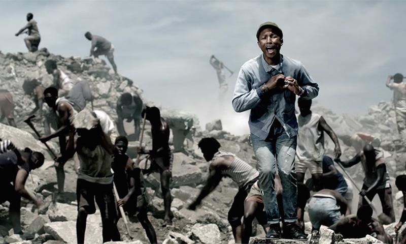 Pharrell Williams Freedom скачать торрент - фото 9