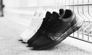 PUMA Drops Tonal Black & White Versions of the XT-S Sneaker