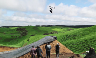 Jed Mildon Makes History With First BMX Quad Backflip