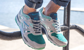 "Reebok Classic and Sneaker Politics Unveil the Ventilator ""Lakes"" Pack"