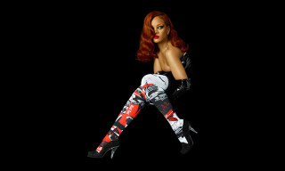Rihanna Named Stance's Newest Contributing Creative Director