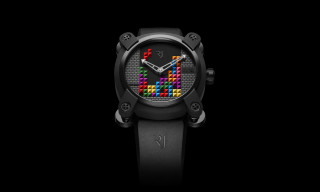 RJ-Romain Jerome Unleash the Tetris-DNA Watch