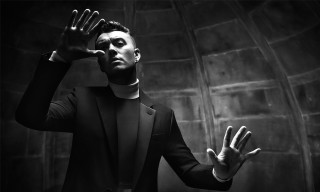 Sam Smith Is the Face of Balenciaga's Fall/Winter 2015 Men's Campaign