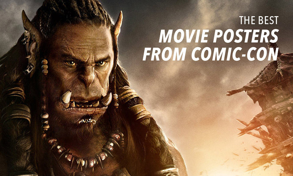 Movie Posters 2015: San Diego Comic-Con 2015 Movie Posters