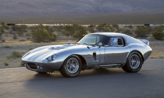 Shelby Releases 50th Anniversary Cobra Daytona Coupe