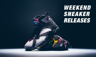The 8 Best Sneakers Dropping This Weekend