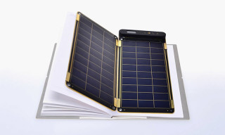 Solar Paper Is the World's Thinnest and Lightest Solar Charger