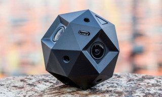 Sphericam 2 Shoots 4K 360-Degree Video for Virtual Reality