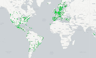 Discover Music From Around the World With Spotify's 'Musical Map: Cities of the World'