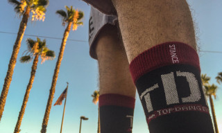 Stance Taps Kendrick Lamar's Top Dawg Entertainment for Two-Sock Collaboration