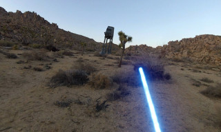 'Star Wars' GoPro Video Shows What It's Like to Be a Jedi