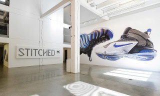 "A Look Inside the ""Stitched"" Exhibition at Wieden+Kennedy Portland"