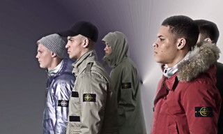 Stone Island Gets Trippy in Fall/Winter 2015 Video