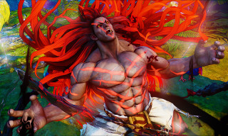 'Street Fighter V' to Unleash New Character, Necalli